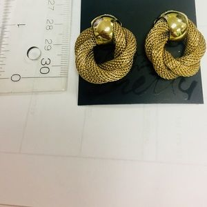 Banana Republic Statement Earrings